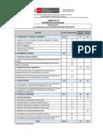 Criterio de Evaluacion