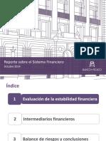 Banxico-reporte Sistema Financiero 2014