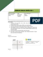 LKPD Sistem Koordinat MF1
