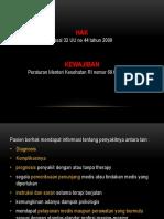 HPK materi