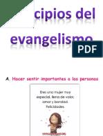 Principios Del Evangelismo