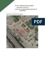 informe campo 01 geodesia