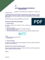 DEPOSITO a PLAZO_Liquidacion de Interes_BBVA