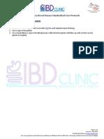 15. Ibd Discharge - Patient Care Orders Feb 2017