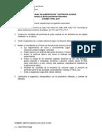 Evalucion Nutricional Examen Final 2014