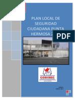 03. Plan Distrital de Seguridad Ciudadana Punta Hermosa 2017