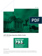 Americans for Prosperity Oklahoma
