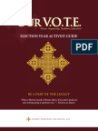 Our Vote 2010 Guide
