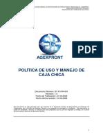Uso de Caja Chica.pdf