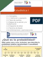 Estadística I Tema2