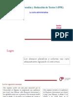 5A- PPE La Carta Administrativa