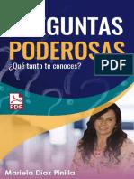 (eBook) Preguntas Poderosas - 2018
