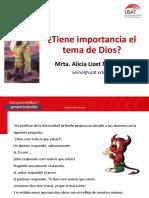 1. Tiene importancia el tema de Dios (1).pptx