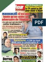 LE BUTEUR PDF du 13/10/2010