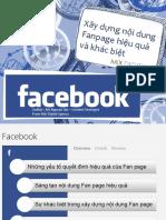 Xây dựng nội dung fanpage khác biệt - Mix Digital.pdf