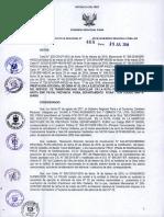 Denuncia Constitucional - Hinostroza Pariachi