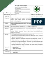 Menilai Kelengkapan Dan Ketepatan Isi Rekam Medis
