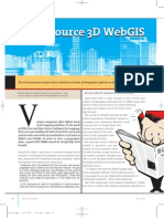 Open Source 3D WebGIS