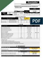 At-2 Inicial - Motoniveladora 140h - 5hm03707