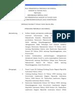 Peraturan Pemerintah Tahun 2016 PP 54 2016