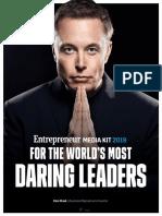 2019 Entrepreneur NationalMediaKit