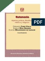 Eutanasia Unam