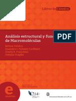 Análisis estructural y funcional de macromoléculas..pdf