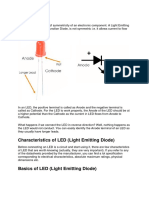 3Basics of LED
