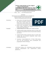 VIII 74. SK Penanganan Dan Pembuangan Limbah Berbahaya