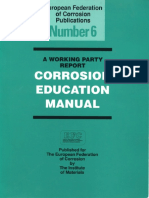 EFC 6 Corrosion Education Manual