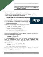Chapitre 1 3 Representation Et Simplification Des Fonctions Logiques Combinatoires