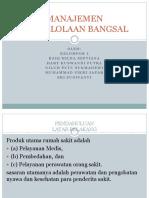 Ppt Manajemen Pengelolaan Bangsal(1)