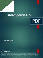 (191018) Aerospace Co. - Bain