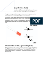 16Basics of LED