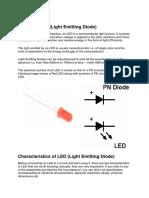 16Basics of LED