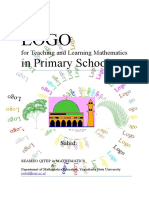 Using LOGO for Teaching and Learning Mathematics in Primary School(2)