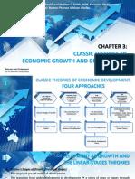 Topic 3 - Todaro, Economic Development - Ch.3 (Wiscana AP)