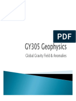 GY305 Lecture5 Gravity
