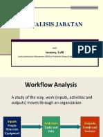 2. Analisis Jabatan