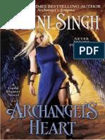 El Gremio de Los Cazadores 09 - Archangels Heart