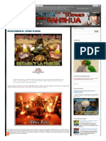 Fiestas Satánicas 03 - Ostara y La Pascua