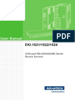 EKI 1521 Manual