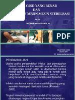 Alur Cssd Yang Benar Dan Penempatan Mesin Mesin Sterilisasi 56