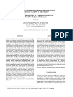 30881 ID Role and Management of Potassium Nutrient for Food Production in Indonesia