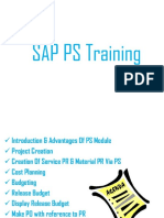 PS Training Material