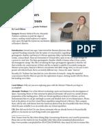 Alexander Trofimov  Report 2012