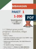 Pembahasan Paket 1 1-200