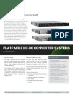 Flatpack 2 DC-DC Converter System