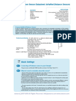 DistanceIR_datasheet