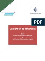 Convention DGI OEC